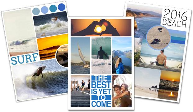 Design en ligne - Couverture de magazine