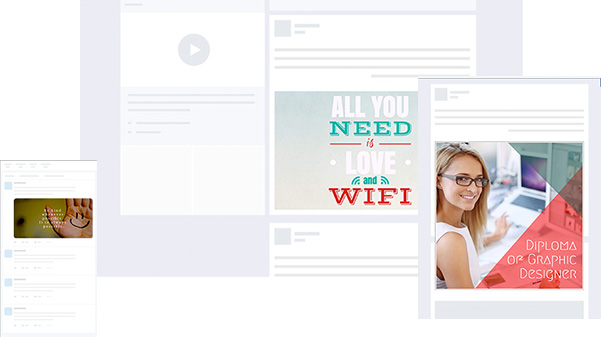 Design Online with Desygner - Facebook Post Size